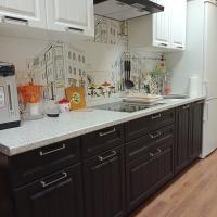 Санузел и кухня