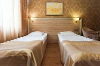 Полулюкс с двумя раздельными кроватями