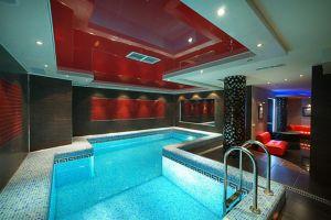 VIP баня Red House