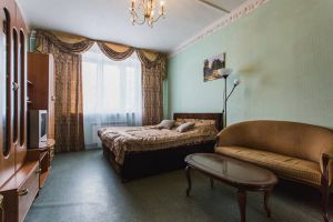 Апартаменты на Новокузнецкой
