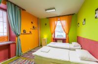 Кровать в двухместном номере