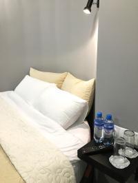Двухместный номер с круглой кроватью