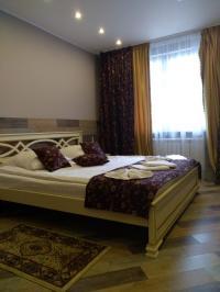 Двухместный номер с 1 большой кроватью