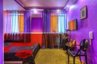 New !Гостиничный номер Фиолетовый